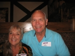 Betty D'Entremont Hodges and husband Jim