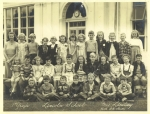 First Grade Mrs. Lindsay, Lincoln School