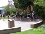 anotehr shot of the 2010-11 Sequoia cheerleaders